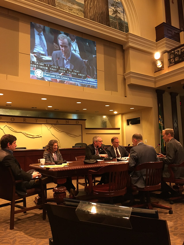 city council work session Feb 8 2016
