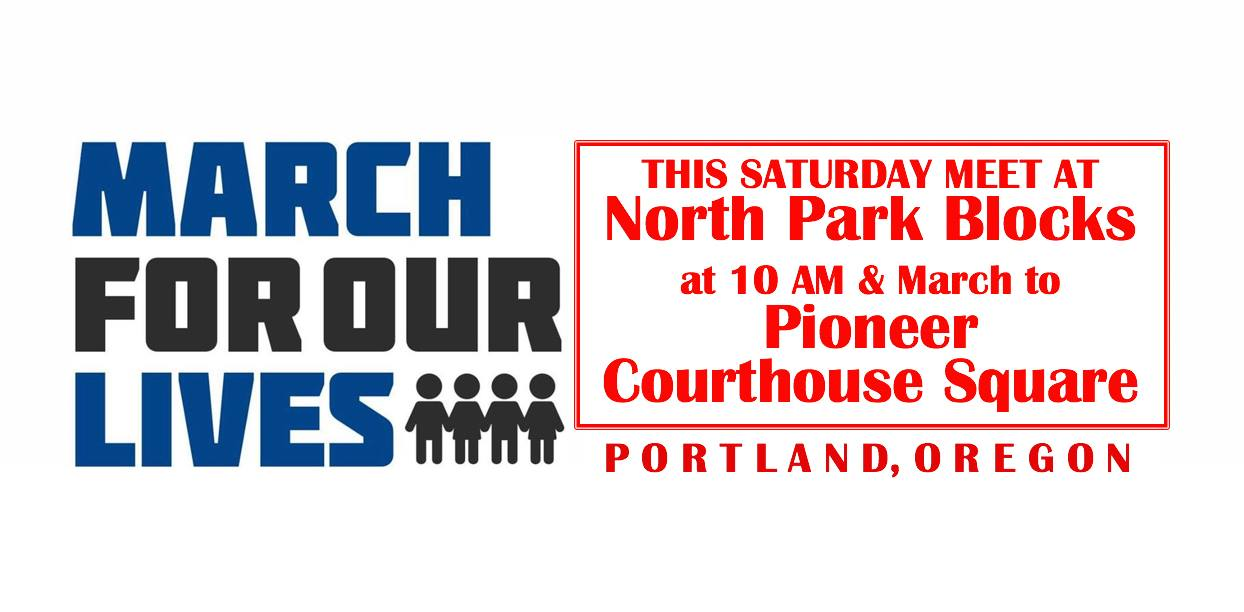 March for Our Lives PDX