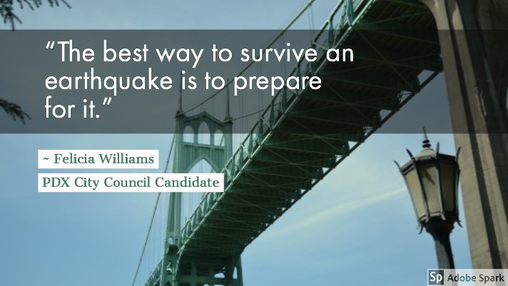 The best way to survive an earthquake