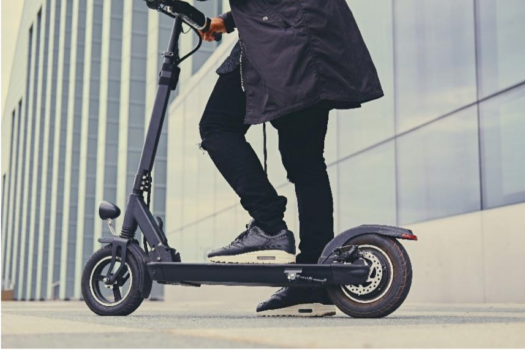 e-scooter pilot PDX