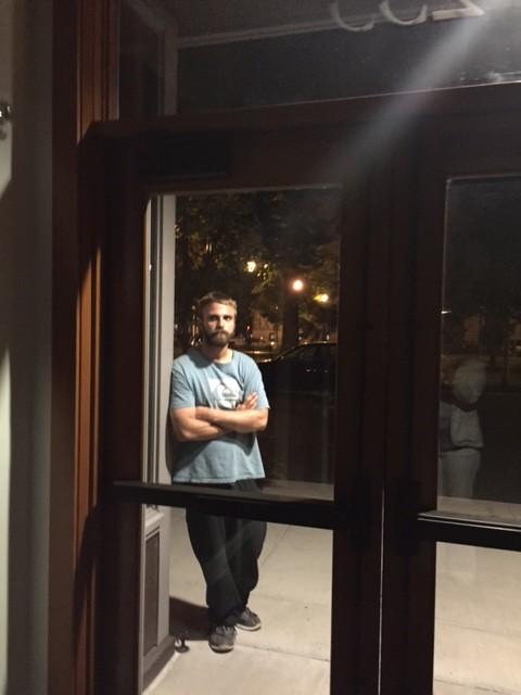 North Park Blocks Stalker