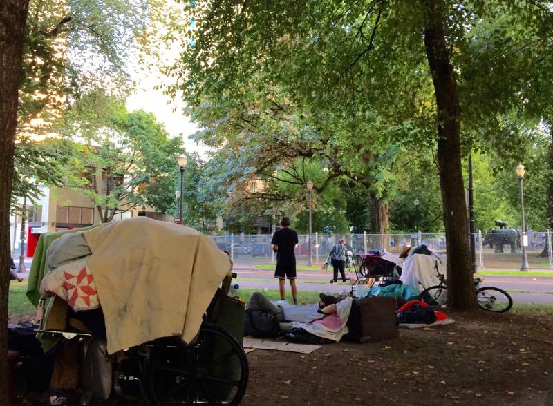 North Park Blocks August 2015