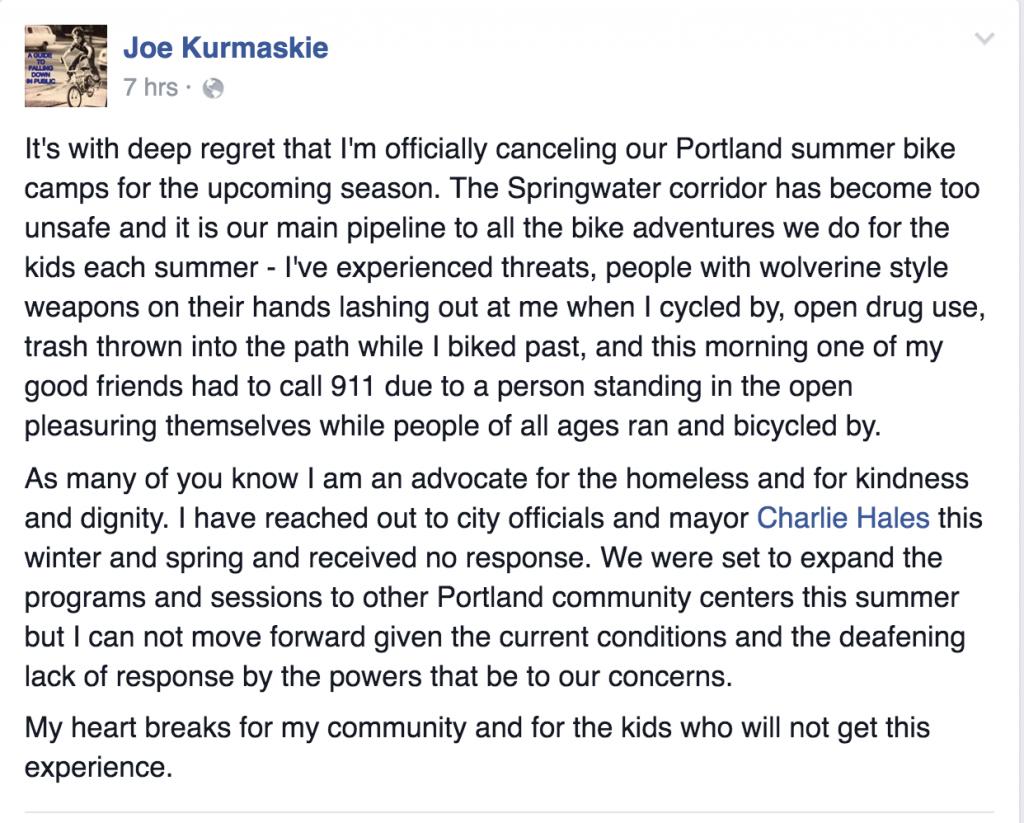 Joe Kurmaskie