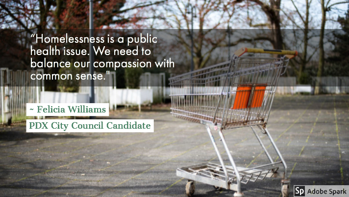 Homelessness is a public health issue