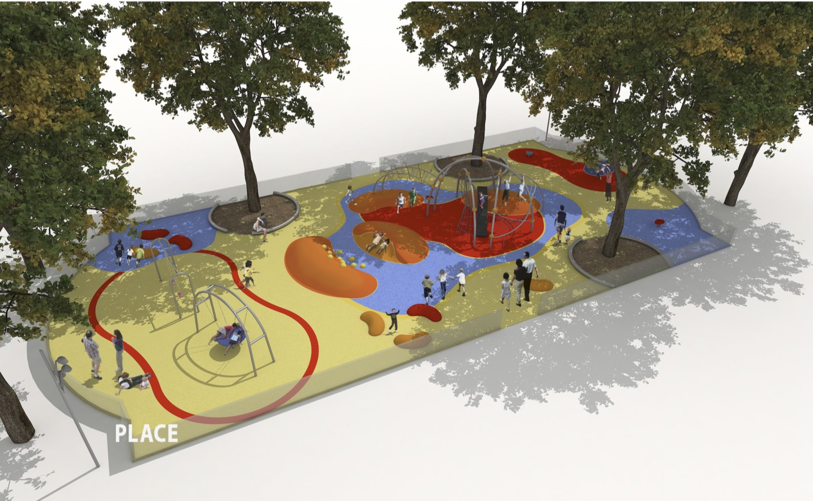 North Park Blocks Playground Renovation